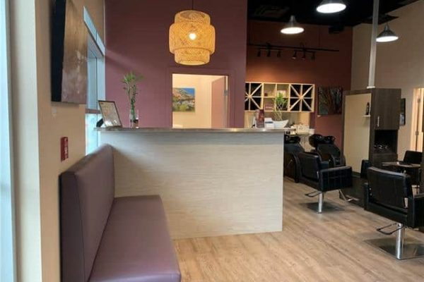 salon interiors by the Make group
