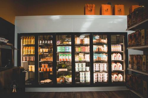Grocery store constructed by the Make group compressed