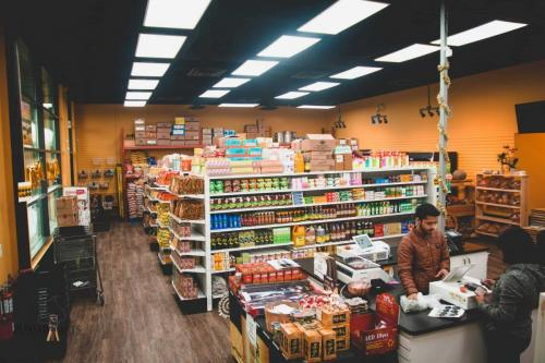 Baaug Grocery Store