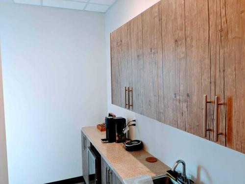 Office pantry designing compressed