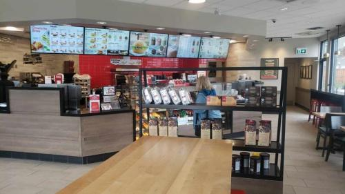 tim horton interiors done by the make group